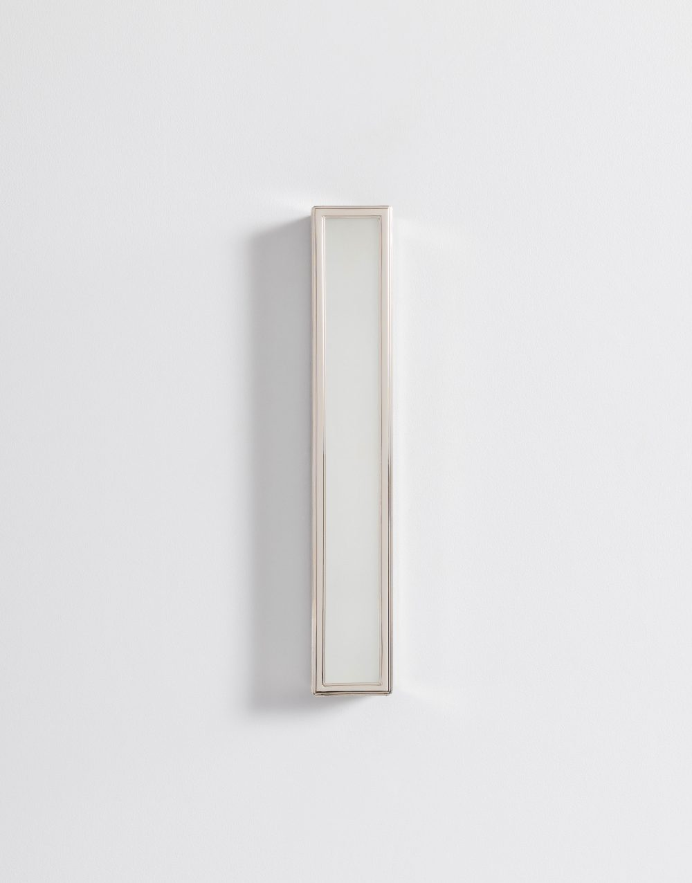 Hayden Frosted Glass Wall Light