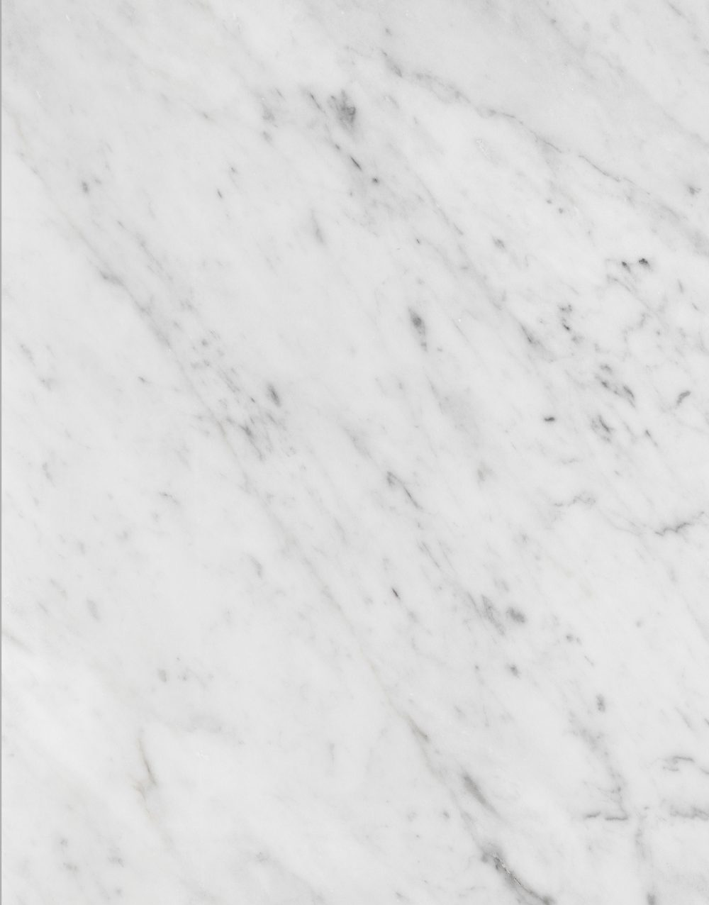 Carrara Marble Polished Surface