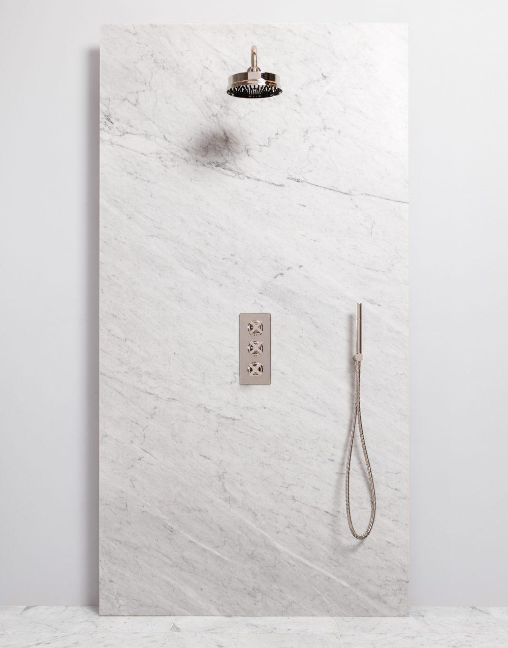 Hepworth Shower 3 Way Diverter Crosshead